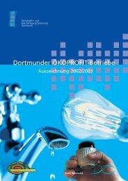 Ökoprofit Broschüre 2003 - DLZW
