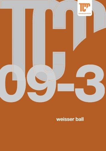 Nr. 3 / 2009 - tennisclub meilen
