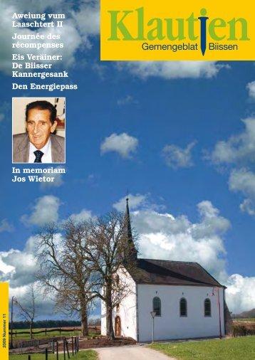 Klautjen11 - Administration-Communale-de-Bissen