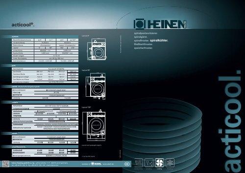 Gehen Sie ins Detail. (PDF) - Heinen