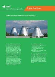 Faulbehälter0609:Layout 1.qxd - Wayss & Freytag Ingenieurbau AG