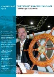 Ausgabe 1/2012 (PDF) - AGIL GmbH Leipzig