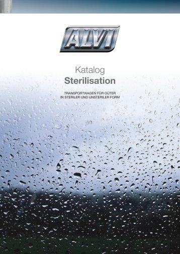 Katalog Sterilisation