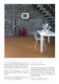 PFLEGE- UND REINIGUNGSANLEITUNG - Paul Geißler GmbH - Seite 5