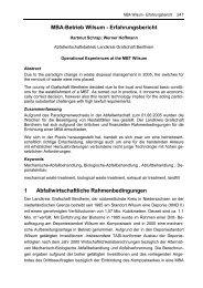 mba - Landkreis Grafschaft Bentheim