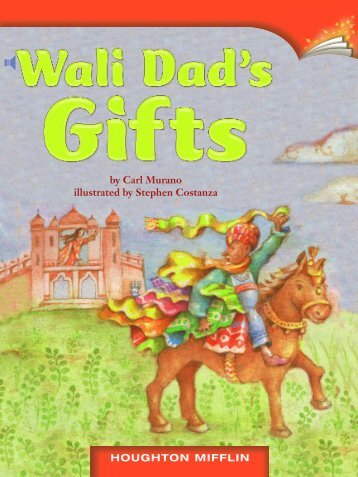 Lesson 29:Wali Dad's Gifts