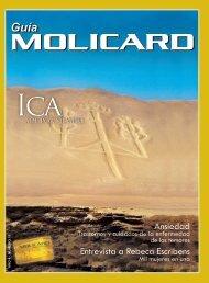 Guía Molicard Setiembre 2008 - Municipalidad de la Molina
