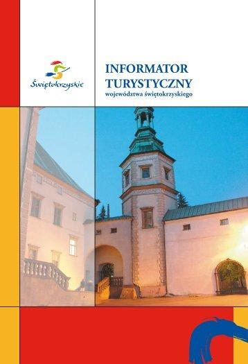 informator turystyczny - Urząd Marszałkowski Województwa ...