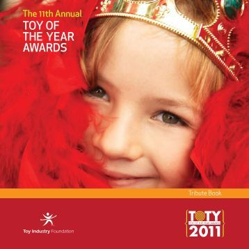 TOY OF THE YEAR AWARDS - Toy Industry Association