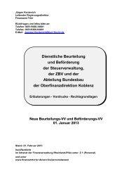 Erläuterungen, Vordrucke, Rechtsgrundlagen - Das Finanzamt Trier ...