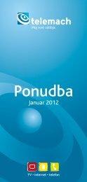PonudbaCenik Januar - Telemach