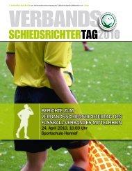 SCHIEDSRICHTERTAG2010 - Fußball-Verband Mittelrhein e.V.