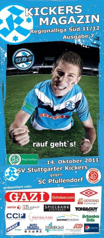 pdf mit 16 - SV Stuttgarter Kickers