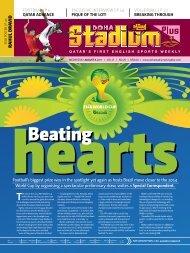 footBAll - Doha Stadium Plus
