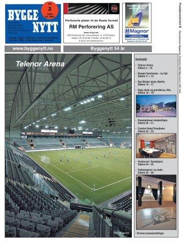 Telenor Arena - Amazon Web Services
