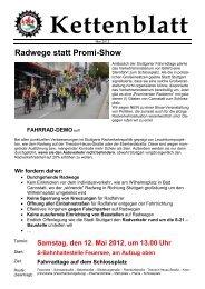 2012-05 - Naturfreunde Radgruppe Stuttgart