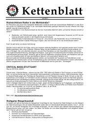 2011-07 - Naturfreunde Radgruppe Stuttgart