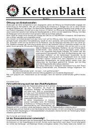 2010-05-00 Kettenblatt - Naturfreunde Radgruppe Stuttgart