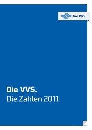 Die VVS. Die Zahlen 2011. - Stadtwerke Saarbrücken