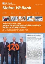 Lesen Sie hier mehr! - VR Bank Starnberg-Herrsching-Landsberg eG