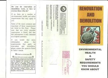 DEEP/DPH Reno-Demo Phamplet - Chem Scope, Inc.
