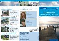 Marktbericht Starnberg & Landkreis - Aigner Immobilien GmbH