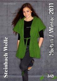 Herbst / Winter 2011 - Steinbach Wolle