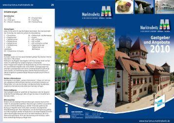 2010 - Stadt Marktredwitz