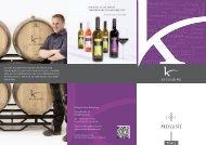 Preisliste Kesselring 2013_RL.indd - Weingut Kesselring