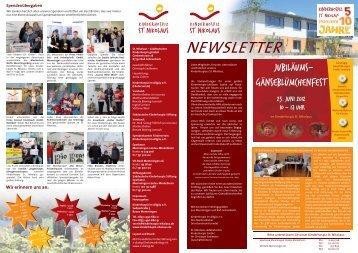 Newsletter 05/2012 als PDF-Dokument - Kinderhospiz St. Nikolaus