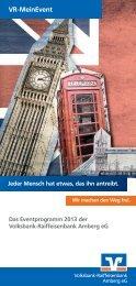 Programmheft 2013 zum Download - Volksbank-Raiffeisenbank ...