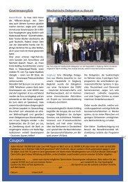 Ausgabe 2/2008 - VR-Bank Rhein-Sieg eG