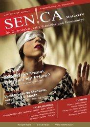 Magazins Senica - Sen!ca