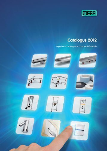 Catalogus 2012 - Burgmans Sanitair BV