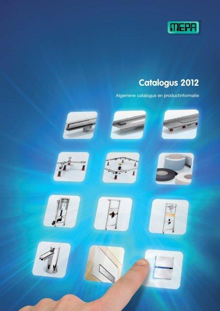 Catalogus 2012 - Burgmans Sanitair BV