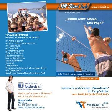 Download Flyer Jugendreise 2013