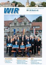 Persönlich Partnerschaftlich Nah - VR Bank eG Bergisch Gladbach