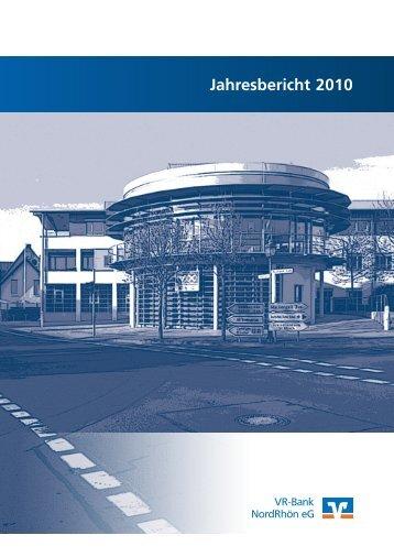 206:Finanzmaerkte 29.03.10 07:05 Seite 1 - VR-Bank NordRhön eG