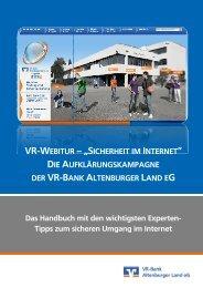 Handbuch mit Tipps zum sicheren Umgang im Internet - VR-Bank ...