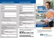 Anmeldung sm@rtTANplus Anmeldung mobileTAN - VR Bank Main ...