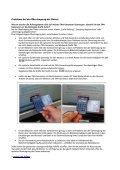 Antworten auf häufig gestellte Fragen zum Thema Sm@rt-TAN plus. - Page 6
