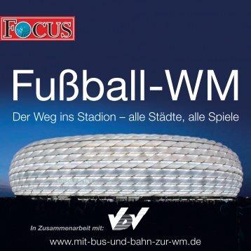 Fußball-WM - bei der FIFA WM 2006