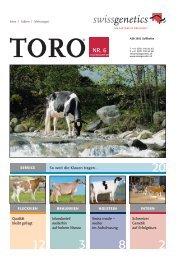 6. Ausgabe 2008 - Swissgenetics