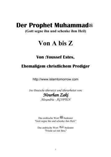 Der Prophet Muhammad von A bis Z - Way to Allah