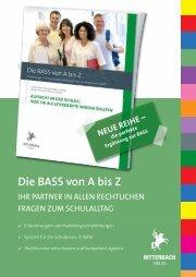 Die BASS von A bis Z - Ritterbach Verlag