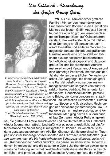 (F\374r Internet-Erbbusch) - Blankenheimerdorf.de