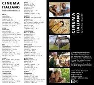 Ausführliches Begleitheft als PDF - cinema italiano 2012