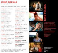programmheft als pdf - kino polska