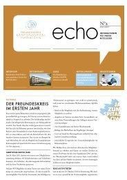Echo - Kantonsspital Obwalden, Sarnen