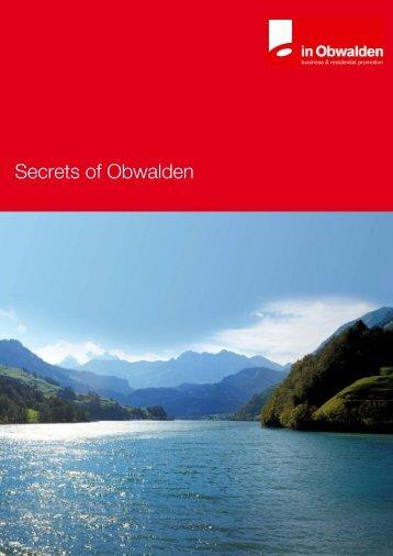 Secrets of Obwalden - iow.ch